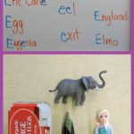 """""""Letter E is for Eric Carle Week"""" Blog Recap!"""